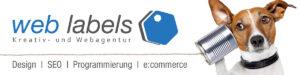 Web Labels Webdesign Agentur